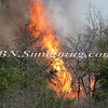 Copiague Brush Fire-4