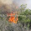 Copiague Brush Fire-5