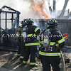 Copiague F D  Detached Shed Fire 35 Halycon Rd 4-5-13-5