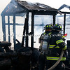Copiague F D  Detached Shed Fire 35 Halycon Rd 4-5-13-13