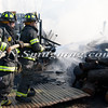 Copiague F D  Detached Shed Fire 35 Halycon Rd 4-5-13-12
