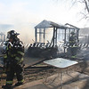 Copiague F D  Detached Shed Fire 35 Halycon Rd 4-5-13-9