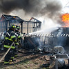 Copiague F D  Detached Shed Fire 35 Halycon Rd 4-5-13-4