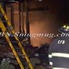 Copiague F D  House Fire 55 Santa Barbara Road W  12-28-11-13