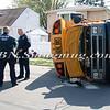 Copiague School Bus Overturn MVA-19
