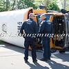 Copiague School Bus Overturn MVA-18