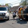 Copiague School Bus Overturn MVA-3