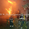 Copiague F D -Working Vacant House Fire 15 Saltaire Rd East 10-17-11-8