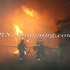 Copiague F D -Working Vacant House Fire 15 Saltaire Rd East 10-17-11-3