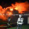 Copiague F D -Working Vacant House Fire 15 Saltaire Rd East 10-17-11-19