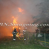 Copiague F D -Working Vacant House Fire 15 Saltaire Rd East 10-17-11-2