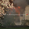 Copiague F D -Working Vacant House Fire 15 Saltaire Rd East 10-17-11-12