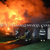 Copiague F D -Working Vacant House Fire 15 Saltaire Rd East 10-17-11-20
