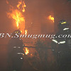 Copiague F D -Working Vacant House Fire 15 Saltaire Rd East 10-17-11-10