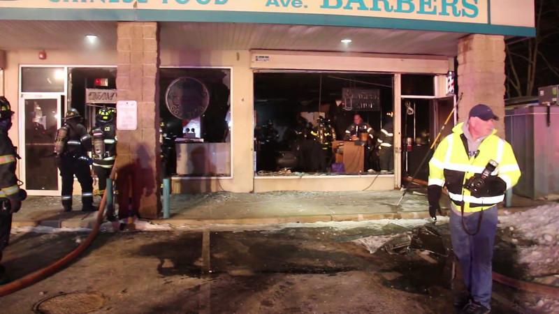 2015 2 12 - Building Fire - 2148 Deer Park Ave