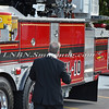 Deer Park F D  Tower Ladder 1-4-10 Wetdown 9-28-13-6