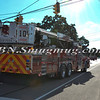 Deer Park F D  Tower Ladder 1-4-10 Wetdown 9-28-13-12