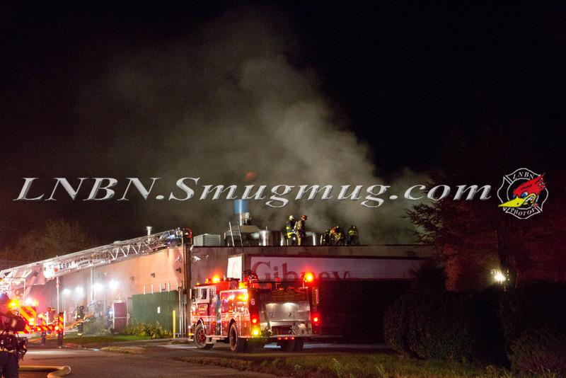 East Farmindale Fire Co Workin Fire 151 Verdi St  11-7-11-1