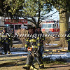 East Farmingdale Fire Co  House Fire Melville Road and Alexander Avenue 2-26-14-4