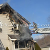 East Farmingdale Fire Co  House Fire Melville Road and Alexander Avenue 2-26-14-3