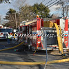 East Farmingdale Fire Co  House Fire Melville Road and Alexander Avenue 2-26-14-16