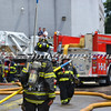 East Farmingdale Fire Co  Building Fire 60 Dale St 7-28-12-14