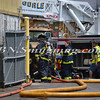 East Farmingdale Fire Co  Building Fire 60 Dale St 7-28-12-16