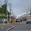 East Farmingdale Fire Co  Building Fire 60 Dale St 7-28-12-8
