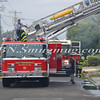 East Farmingdale Fire Co  Building Fire 60 Dale St 7-28-12-19