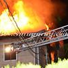 East Farmingdale [South Farmingdale F D  Covering] House Fire 54 County Line Road 5-18-14-10