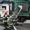 Lindenhurst Garbage Truck Fire-16