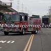 Lindenhurst Garbage Truck Fire-5