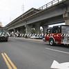 Lindenhurst Garbage Truck Fire-6
