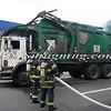 Lindenhurst Garbage Truck Fire-15