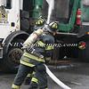 Lindenhurst Garbage Truck Fire-18