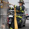 Lindenhurst Garbage Truck Fire-7