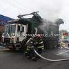 Lindenhurst Garbage Truck Fire-17