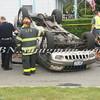 Lindenhurst F D  PD Invovled MVA w- OT N  6th St  & W  John St  6-5-11-6