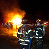 Lindenhurst Overturned Auto w- Vehicle Fire Park Ave  5-2-13-18