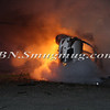 Lindenhurst Overturned Auto w- Vehicle Fire Park Ave  5-2-13-14
