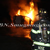 Lindenhurst Overturned Auto w- Vehicle Fire Park Ave  5-2-13-19