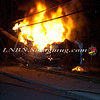 Lindenhurst Overturned Auto w- Vehicle Fire Park Ave  5-2-13-5