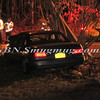 Manorville Car vs Pole Wading River Rd 2-14-12-5