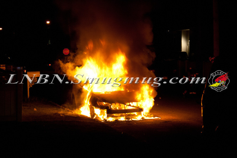 NAFCo Vehicle Fire 42nd St & New Highway 4-10-13-1