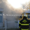 North Amityville Fire Company Working Fire 805 Broadway 1-7-12-5