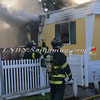 North Amityville Fire Company Working Fire 805 Broadway 1-7-12-12