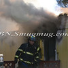North Amityville Fire Company Working Fire 805 Broadway 1-7-12-8