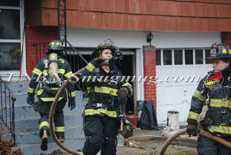 North Babylon F D  House Fire 17 Broome St 2-11-12-14