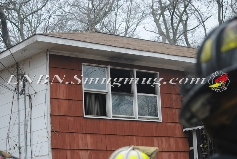 North Babylon F D  House Fire 17 Broome St 2-11-12-6