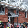 North Babylon F D  House Fire 17 Broome St 2-11-12-9